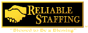 Reliable Staffing Logo