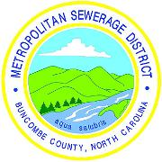 Metropolitan Sewerage District of Buncombe County Logo