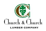 Church and Church Lumber Logo