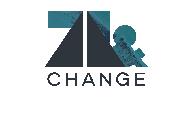 71 & Change Logo