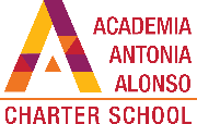 Academia Antonia Alonso Charter School Logo