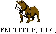 PM Title, LLC Logo