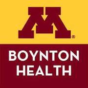 University of Minnesota Boynton Health Logo