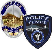 Tempe Police Department Logo