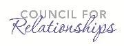 Council for Relationships Logo