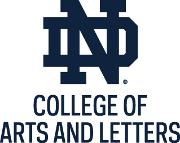 University of Notre Dame-College of Arts & Letters' Office of Communications Logo