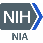 National Institute on Aging, NIH Logo