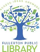 Fullerton Public Library Logo