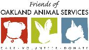Friends of Oakland Animal Services Logo