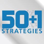 50+1 Strategies Logo