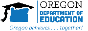 State of Oregon Department of Education Logo