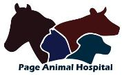 Page Animal Hospital Logo