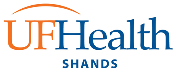 UF Health Shands Hospital Logo
