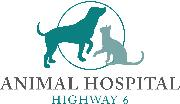 Animal Hospital Highway 6 Logo