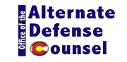 Office of the Alternate Defense Counsel Logo