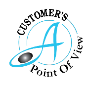A Customer's Point of View, Inc. Logo