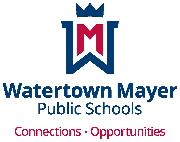 Watertown Mayer School District Logo