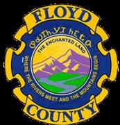Floyd County Commission Logo
