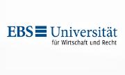 EBS Universität für Wirtschaft... Logo