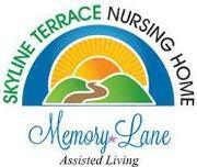 Skyline Terrace Nursing Home... Logo