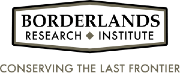 Borderlands Research Institute at Sul Ross State University Logo
