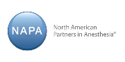 North American Partners in Anesthesia (NAPA) Logo