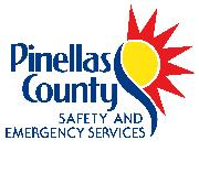 Pinellas County Safety & Emergency Services Department Logo