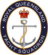 ROYAL QUEENSLAND YACHT SQUADRON Logo
