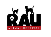 Rau Animal Hospital Logo