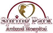 Spring Park Animal Hospital Logo