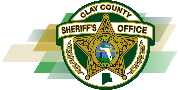 Clay County Sheriff's Office Logo