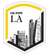 Cal State LA University Logo