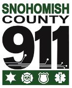 Snohomish County 911 Logo