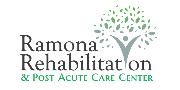 Ramona Rehabilitation and Post... Logo