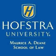 Maurice A Deane School of Law at Hofstra University Logo