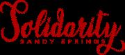Solidarity Sandy Springs Logo