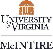 University of Virginia McIntire School of Commerce Logo