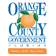 Orange County Government Building Safety Logo