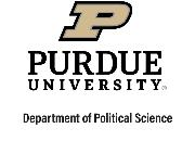 Purdue University Department of Political Science Logo