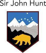 Sir John Hunt CSC Logo