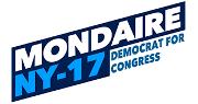 Mondaire for Congress Logo