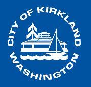 City of Kirkland, Washington Logo
