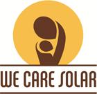 We Care Solar Logo