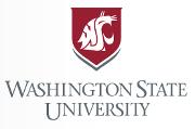 Washington State University (Department of Psychology) Logo