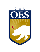 California Governor's Office of Emergency Services Logo