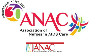 ANAC (Association of Nurses in AIDS Care) Logo
