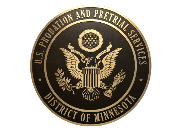 U.S. Probation and Pretrial... Logo