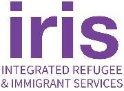 IRIS -- Integrated Refugee & Immigrant Services, I Logo