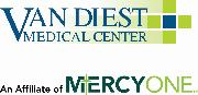 Van Diest Medical Center Logo