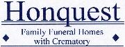Honquest Family Funeral Homes... Logo